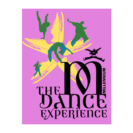Poster Concept For The Dance Experience
