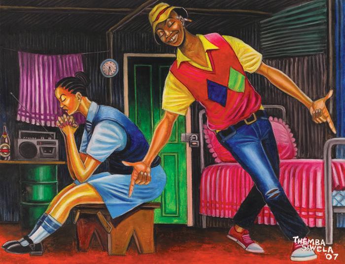 Uzogcwala Ngepantsula Mabhebaza (Today is Pantsula Day, baby) (2007)