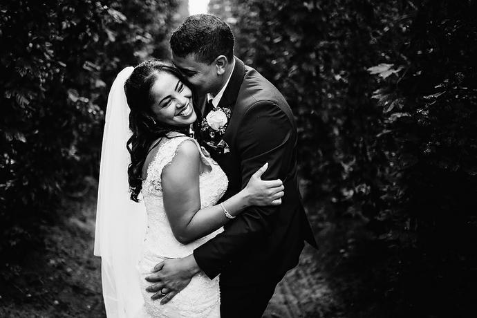 Rainy Day Garden Route Wedding - Jurich & Glenecia