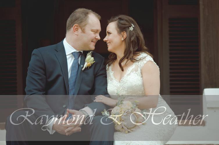 Thumbnail for Raymond & Heather's Wedding