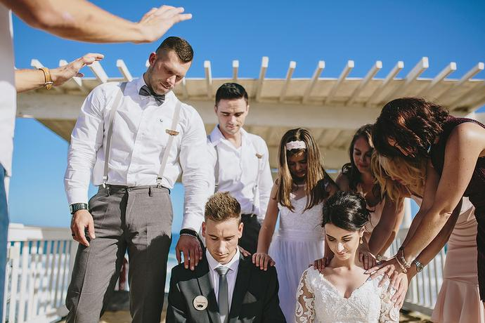Garden Route Beach Wedding - Kyle & Michelle