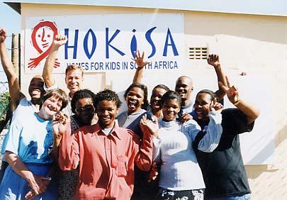 The HOKISA Team