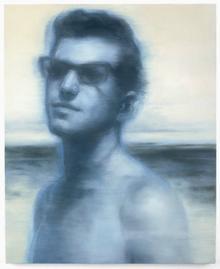 Leonard in the Dunes