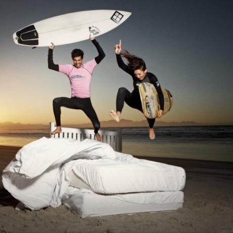 thumbnail for Bed Jump Surfers