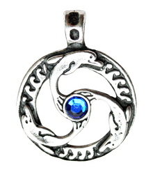 <b>MA03 Dolphin Triskilian - Guidance and Inner Peace</b>
