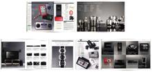 A Selection of Technology Catalogue and Editorial Shopping Layouts