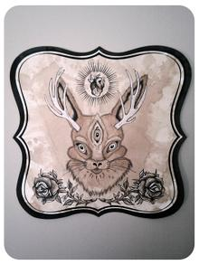 Thumbnail for The Heart of the Jackalope