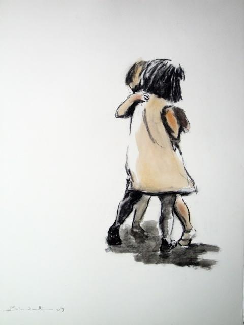 Hugging - (Reserved)
