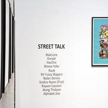 Thumbnail for 2015-05-22   Street Talk @ Hazard Gallery