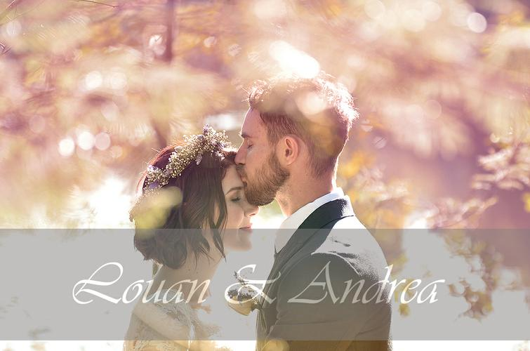 Thumbnail for Louan & Andrea's Wedding