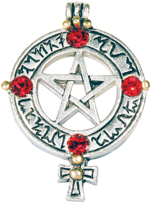 PR6 Venusian Pentagram R320
