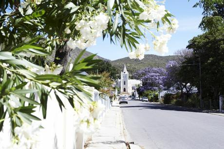 Church Street in Montagu
