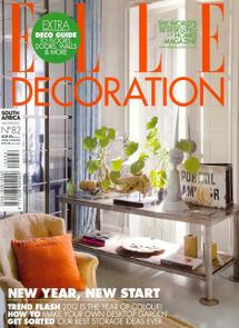 Thumbnail for Elle Decoration - Feb 2012