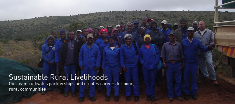 Sustainable Rural Livelihoods