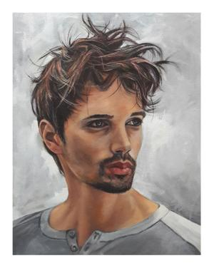 Taubelle Gersh    Philip     Oil    50 x 40 cm     R 2.200