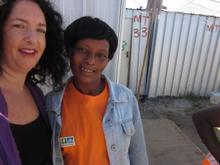 Nokwezi and Lisa