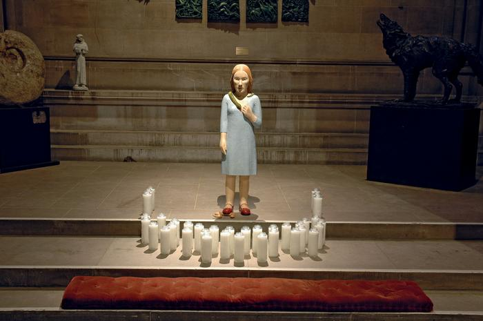 The Free Girl - installation view