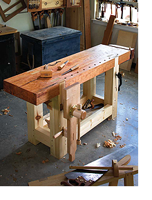Melbourne Guild Of Fine Woodworking Classes Roubo Workbench