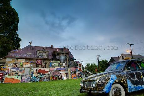 The open art museum that is the Heidelberg Project