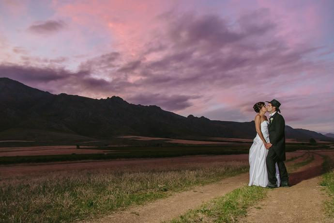 Villiersdorp Wedding