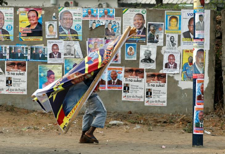 Thumbnail for Elections, Democratic Republic of Congo