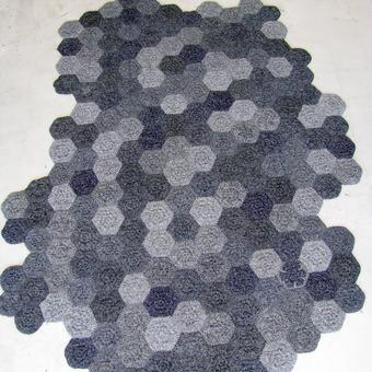 thumbnail for Greyscale carpet