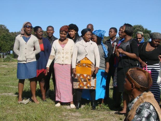 Gospel Church of God youth choir
