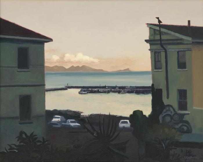 View over Kalk Bay - SOLD