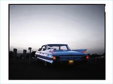 1962 Cadillac- Velskoen Drive In, 1984