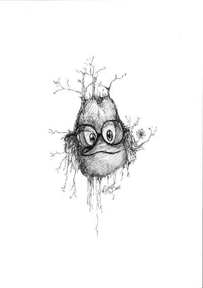 Bennie Boekwurm - Character / Willie Walie