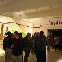 Thumbnail for 2011-05   Dlala Indima Exhibition feat. Mak1one @ Goethe on Main, Johannesburg