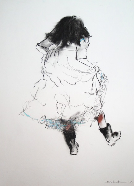Petticoat and boots