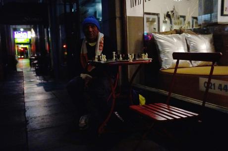 Joey the Lower Main Rd Chess Hustler