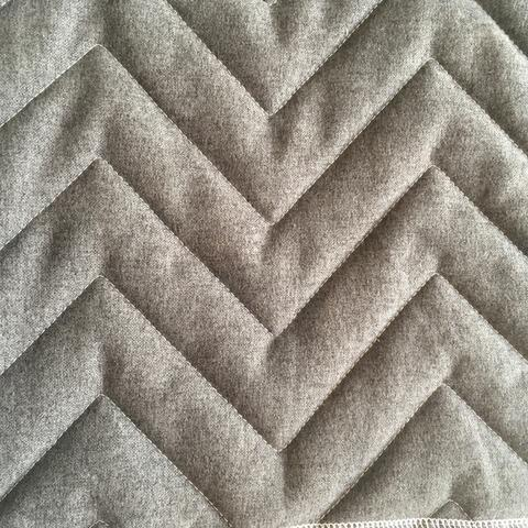 Quilted Shetland 801
