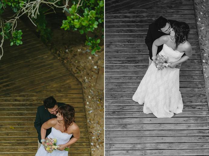 Intimate Wilderness Wedding Duane Amp Mariette 187 Garden
