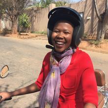 Phindile Sithole-Spong HIV crusader