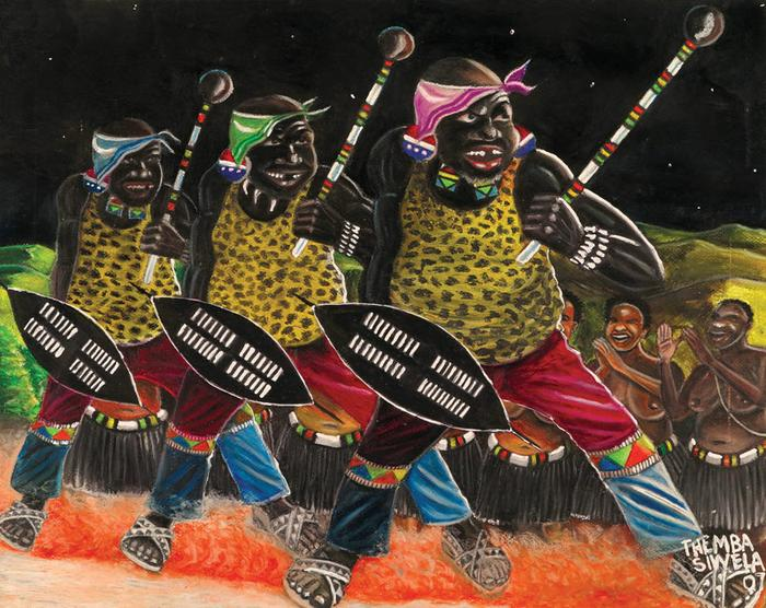 Siyayi shaya ingoma (When Zulu dance turns to dust, 2007)