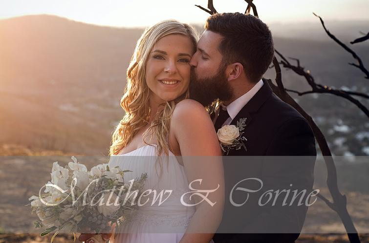 Thumbnail for Matthew & Corine's Wedding