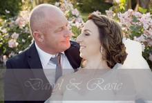 Thumbnail for Daryl & Rosie's Wedding