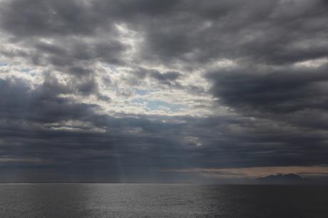 Simonsberg across False Bay [11047