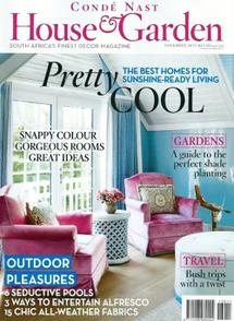 Thumbnail for HOUSE & GARDEN - SEPT 2013