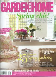 Thumbnail for GARDEN & HOME - SEPT 2013