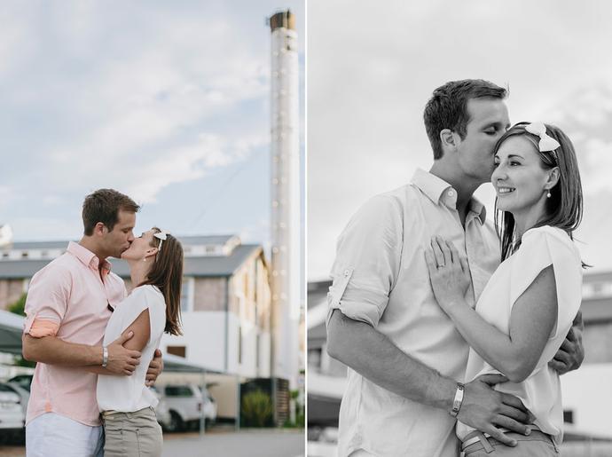 Knysna Thesen Island Couple Portraits