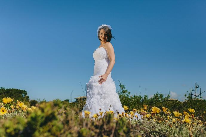 Garden Route Game Lodge Wedding