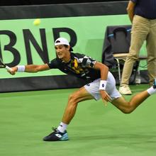 Thumbnail for UNCHANGED KIA SOUTH AFRICAN DAVIS CUP TEAM ANNOUNCED TO FACE ISRAEL