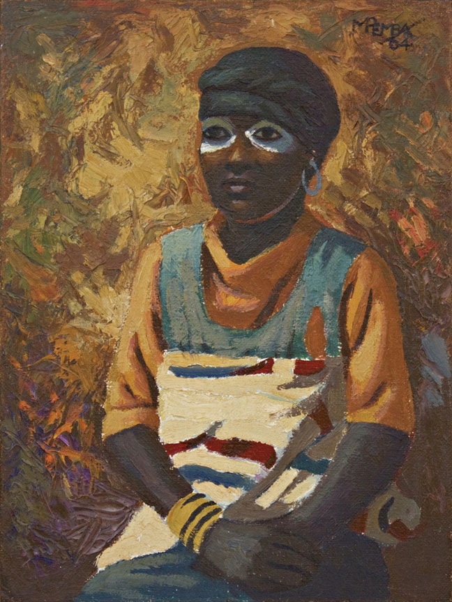 Xhosa woman - SOLD