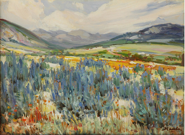 Spring, Namaqualand - SOLD