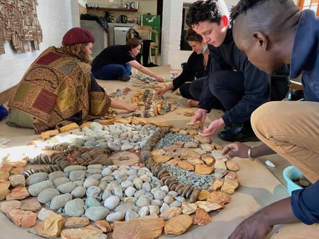 Stone Circle Project workshop