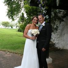 Thumbnail for SOUTH AFRICAN TENNIS STAR WEDS