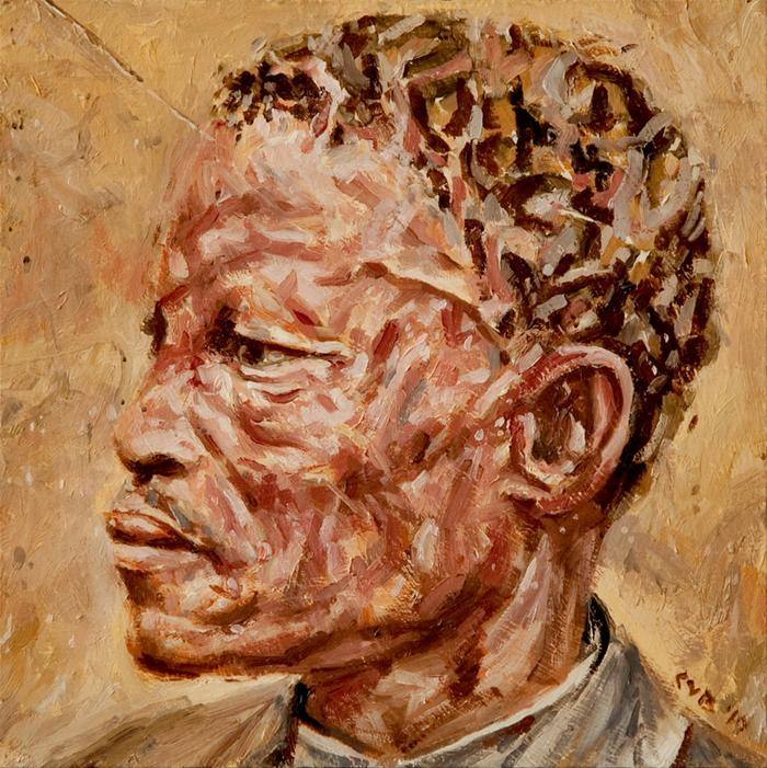 Jan Jonker Afrikaner - SOLD